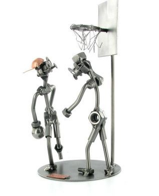 Basketball Court Nuts and Bolts Figures