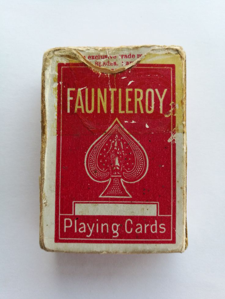 Antique Fauntleroy 29 Playing Cards. Antique USPCC Fauntleroy 29 Playing Cards Complete With Joker, Original Box. Russell & Morgan Factories by OnyxCollectables on Etsy