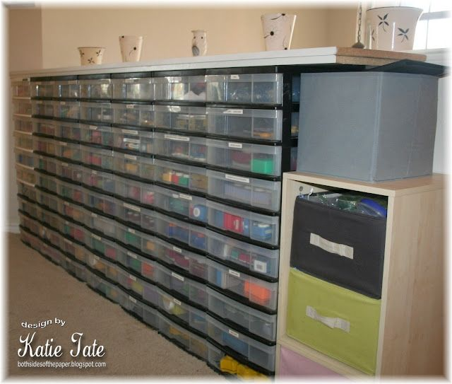 Find this Pin and more on Scrapbooking Storage Ideas. - 29 Best Scrapbooking Storage Ideas Images On Pinterest