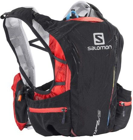 If I want to get into Ultra running and fell-running I'm going to need a decent backpack. I tried with my CamelBak and it was fine, but there was too much movement. Something like this would work better.