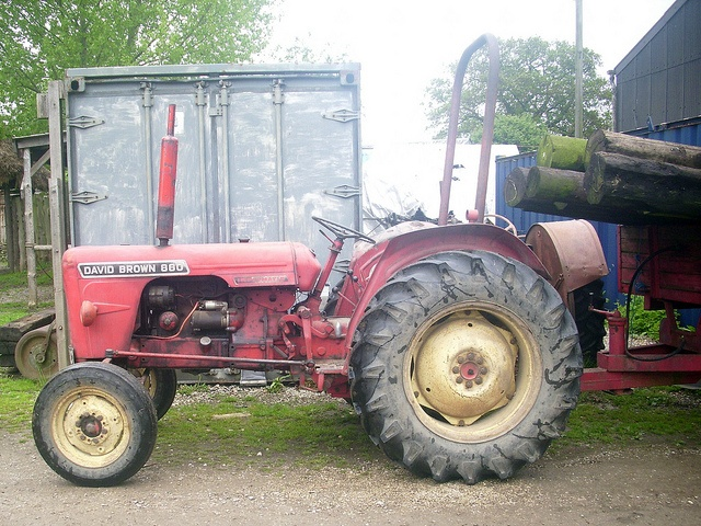 880 Ford Tractors : David brown implematic sir