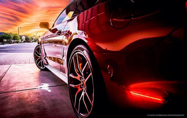 Mustang GT S550