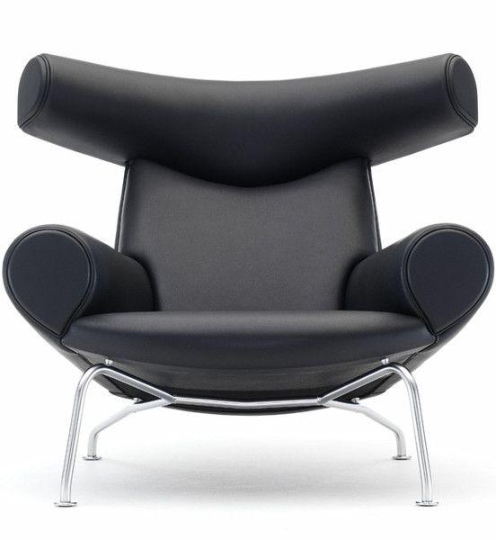Wegner Ox Chair IN MEZZO #Wegner #Oxchair #Black #Tradition #HighQuality #Craftmanship #Artisanat #InMezzo