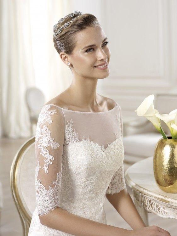 Suknia ślubna - ODALIA-D