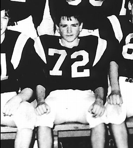 Robin Williams played Football, what a hottie!