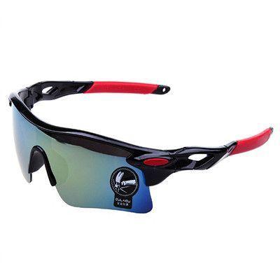 c0cc2c7e50 Windproof UV400 Goggles Hunting Camping Eyewear Hiking Fishing Sunglasses  Eye Protective Men Tactical Glasses Shooting