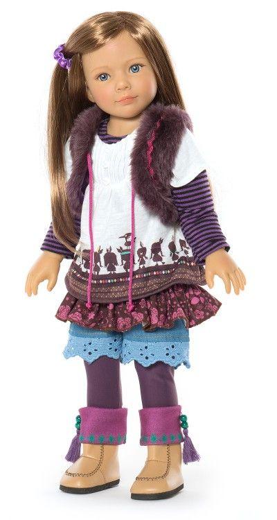 KIDZ´N´CATS | Panenka Julika | Země panenek - krásné originální panenky, opravdová panenka, sběratelská panenka