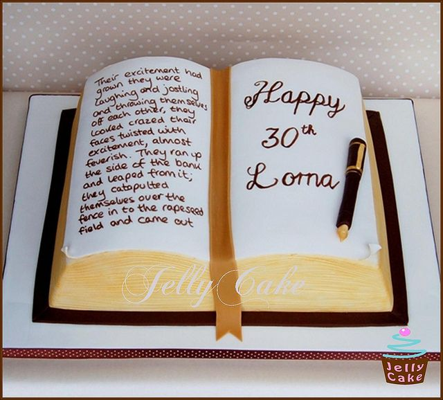Cake Designs Books Download : 15 Must-see Open Book Cakes Pins Book cakes, Bible cake ...