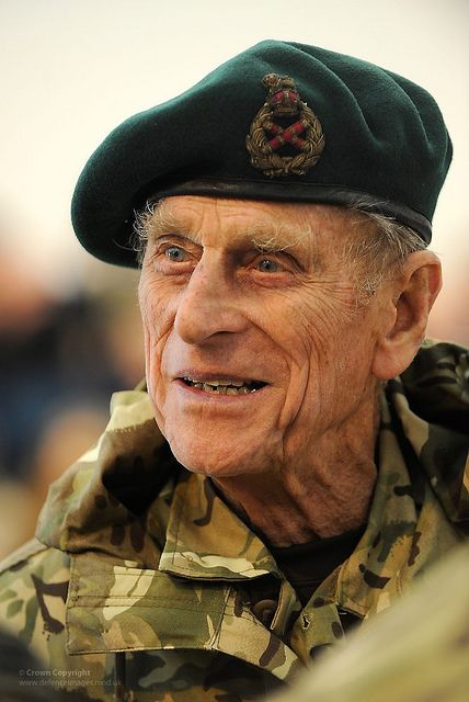 HRH Prince Philip, The Duke of Edinburgh and Captain General of the Royal Marines. He is my absolute all time hero. The ever entertaining and politically INcorrect Prince Phillip. An absolute legend. www.defenceimages.mod.uk