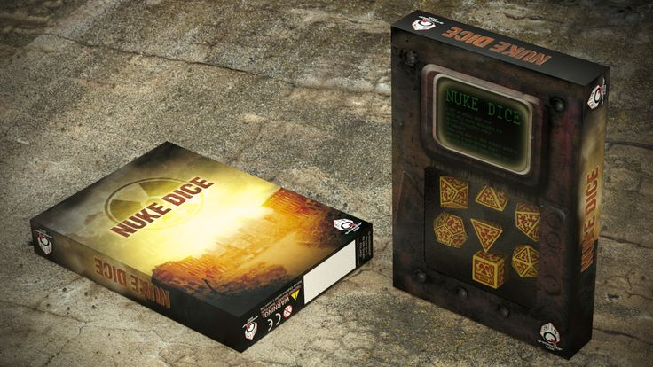 New idea on a nuke dice box