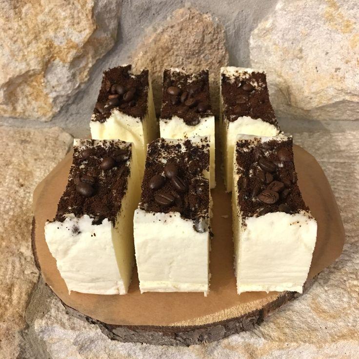 Coffee soap   Handmade soap organic soap www.bioszappan.hu