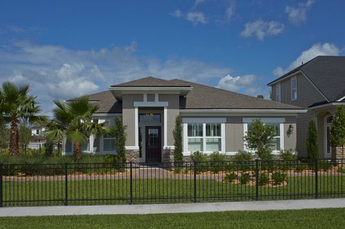 New Home Builders Jacksonville
