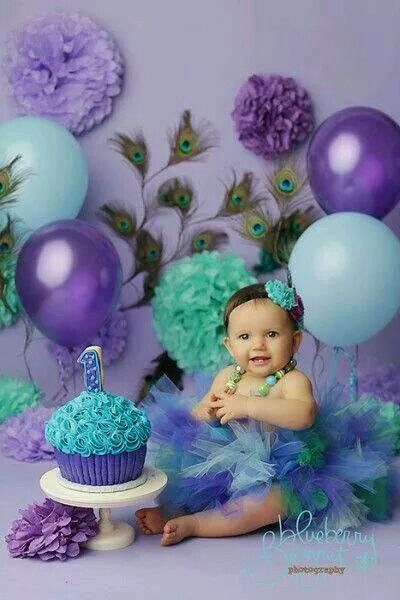 1st birthday colors