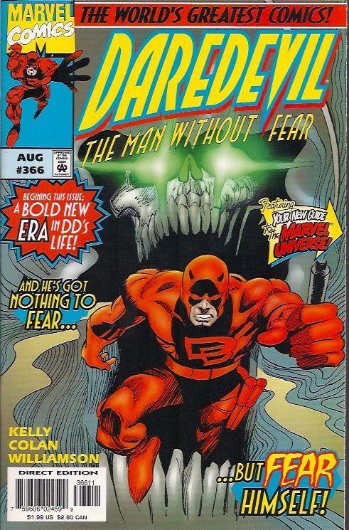 Daredevil 366 (1st Series)    Boeken / Comics, Comics, Daredevil www.detoyboys.nl