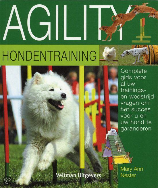 Agility hondentraining - M.A. Hester - ISBN 9789059208308. Bij behendigheid, ook wel agility genoemd, is het de bedoeling dat de hond zo snel en foutloos mogelijk een parcours aflegt met een aantal toestellen...GRATIS VERZENDING IN BELGIË - BESTELLEN BIJ TOPBOOKS VIA BOL COM OF VERDER LEZEN? DUBBELKLIK OP BOVENSTAANDE FOTO!