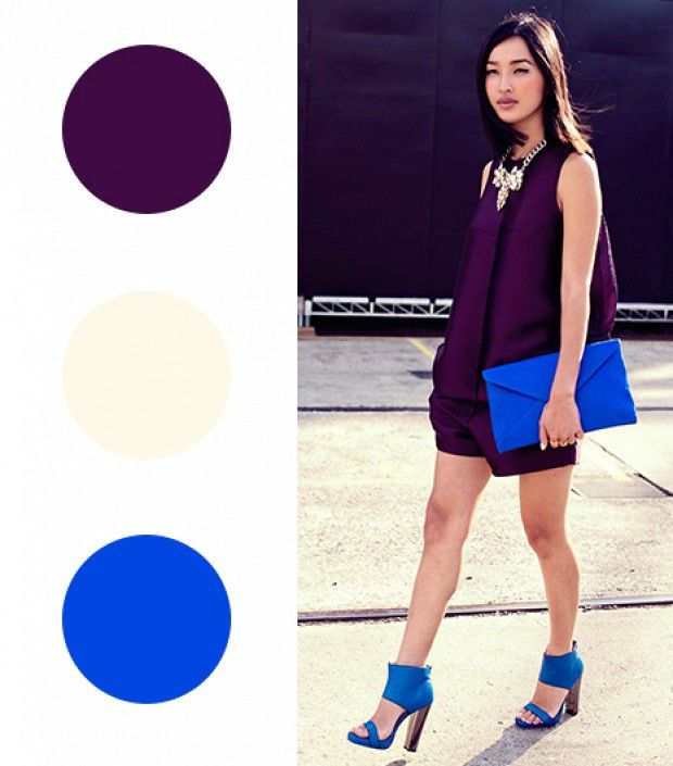 Your Spring Guide To Wearing Color Now