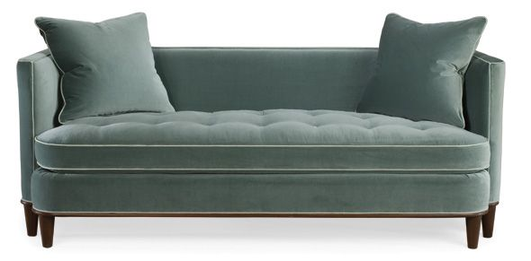 Edward ferrell lewis mittman paramount sofa tufted one for Edward ferrell lewis mittman