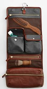 Leather Travel Case | The Ultimate Unique Gift Guide For Guys