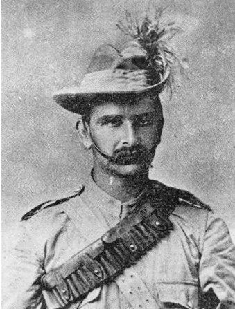 Trooper Missing served with the 1st Contingent Queensland Mounted Infantry which sailed to South Africa on the 1st November 1899 aboard the ship Cornwall.