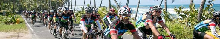 Rules for riding in a group. La Vuelta Puerto Rico : Etiquette