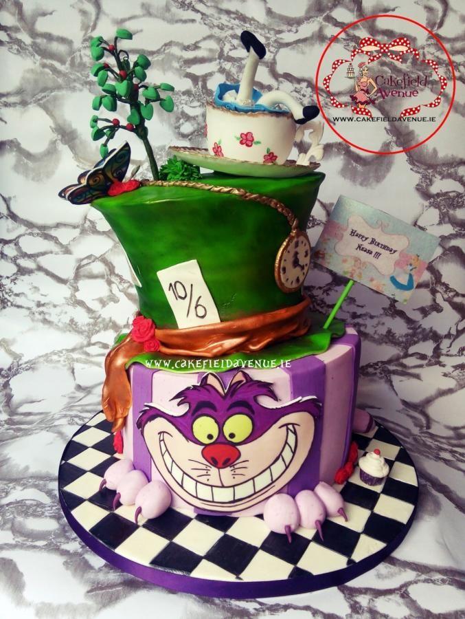 Alice In Wonderland by Agatha Rogowska ( Cakefield Avenue)