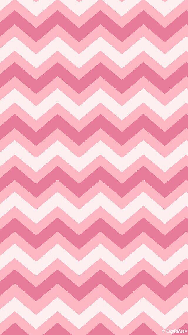 Pink Chevron Wallpaper on Pinterest | Chevron Wallpaper, Chevron
