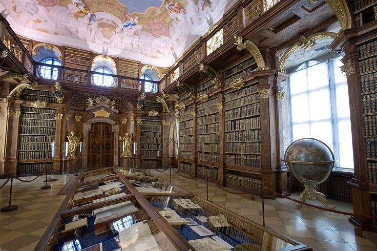 Melk Monastery Library
