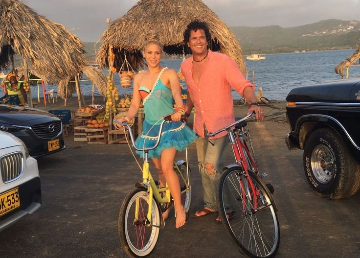 "Así reaccionó este bebé ante ""La Bicicleta"" de Shakira"