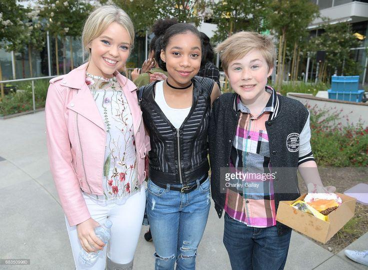 News Photo : Jade Pettyjohn, Kyla-Drew Simmons and Casey...