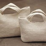 Just finished this in red, nice and easy: Free Crochet, Starl Handbags, Crochet Bags Patterns, Handbags Patterns, Beaches Bags, Crafts Blog, Free Patterns, Crochet Patterns, Crochet Handbags