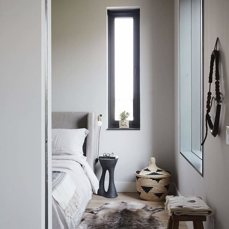 Ordinaire Boerum Hill Loft, Master Bedroom Bedroom Architectural Detail Design Detail  MidCenturyModern Contemporary Modern Scandinavian Eclectic Industrial ...