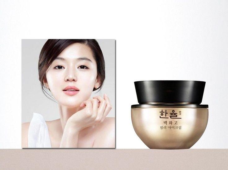 HANYUL BaekHwaGoh Wrinkle Filler Eye Cream CF Model Jun Ji-hyun renewed product  #AMOREPACIFICHANYUL