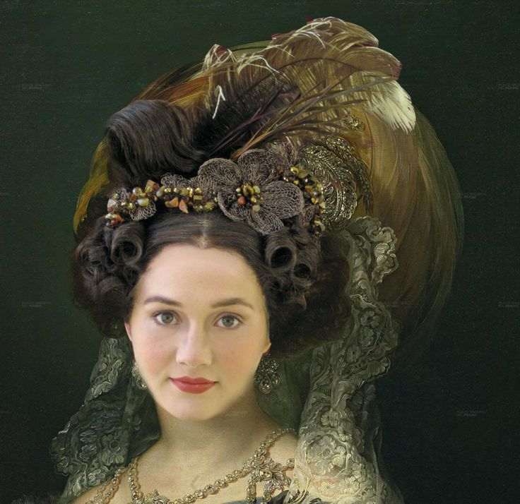 1800s hair arrow - google