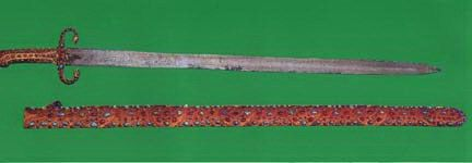 Pedang-pedang yang pernah dipakai oleh Nabi Muhammad SAW
