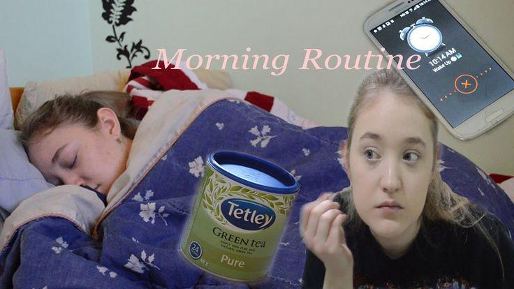 Morning Routine 2015 ❤️