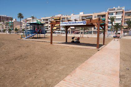 La  playa un derecho para todos