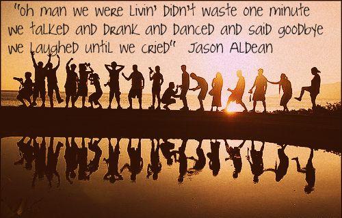 Laughed Until We Cried - Jason Aldean