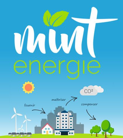 MINT energie : fournisseur d'électricité verte aux tarifs avantageux et à l'appli de maîtrise du budget