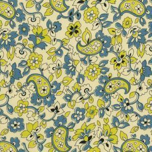 Freespirit Fabrics > Denyse Schmidt > Chicopee: Paisley Limes, Purl Soho, Denys Schmidt, Freespirit Fabrics, Chicope Freespirit, Freespirit Chickope, Chickope Paisley, Limes Fabrics
