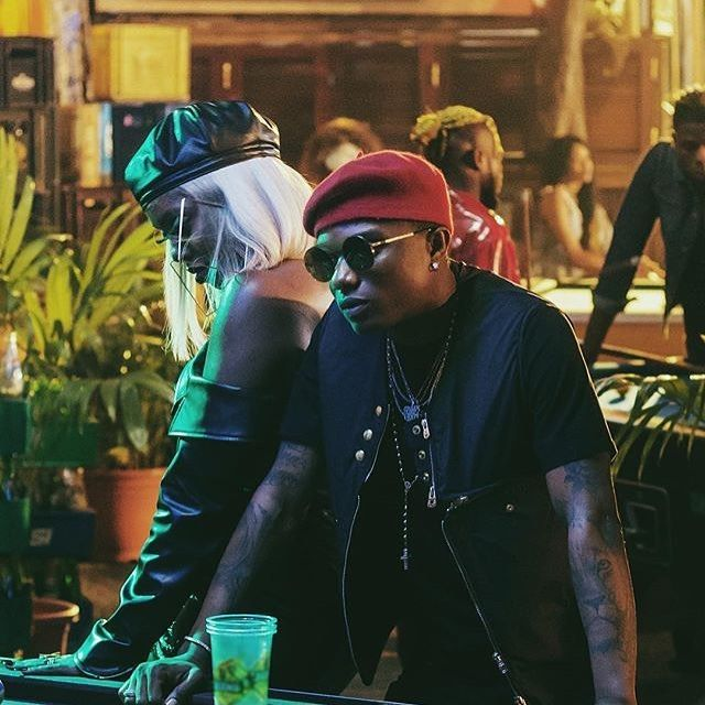 #Malo : #TiwaSavage new video featuring #Wizkid is out ! 🇳🇬#Sugarcane #RoboSkeSke