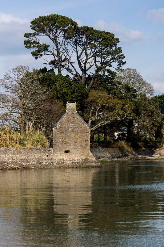 #Bretagne - #Finistere : balade à La Forêt Fouesnant (2 photos) © Paul Kerrien - http://toilapol.net