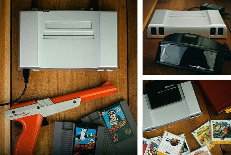 This aluminum NES console is a pricy dream come true