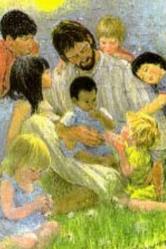 87 best Jesus loves the little children images on ...