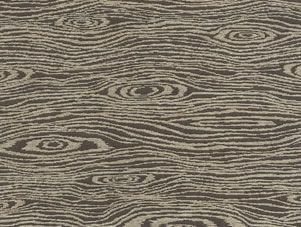 Chenille faux bois fabric.  I must have it.