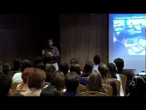Harold Maduro en TedxBella Vista (Emprendimiento & Coworking)