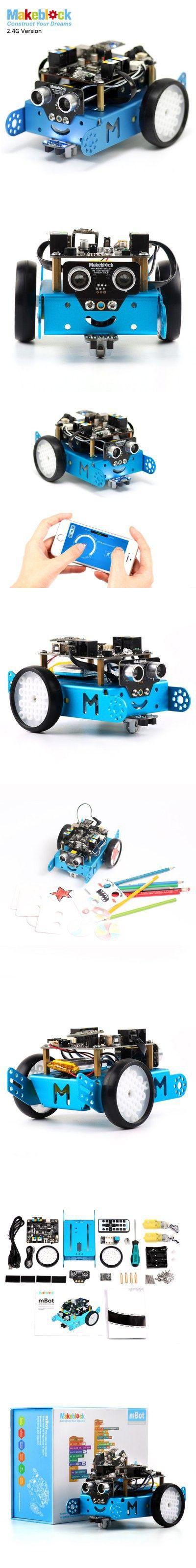 Arduino & SCM Supplies   Makeblock mBot STEM Educational Robot Kit
