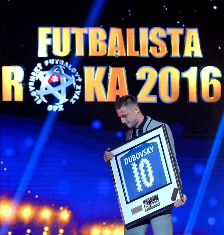 Cena Petra Dubovského za rok 2016 - Milan Škriniar