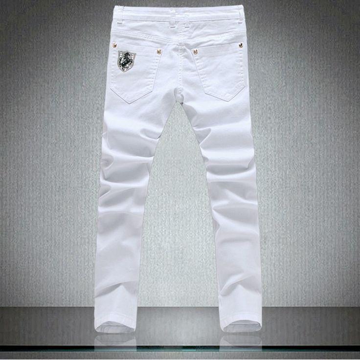1000  ideas about White Skinny Jeans Men on Pinterest | Mens super