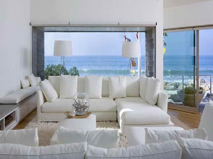 17 Best images about Beach Cottage – Beach Living Rooms Ideas