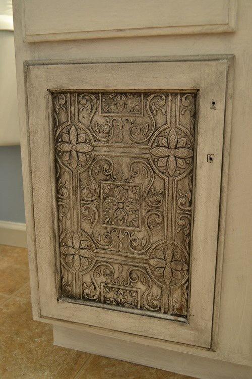 Cupboard doors repurpose recycle reuse doors pinterest - Recycle old kitchen cabinets ...